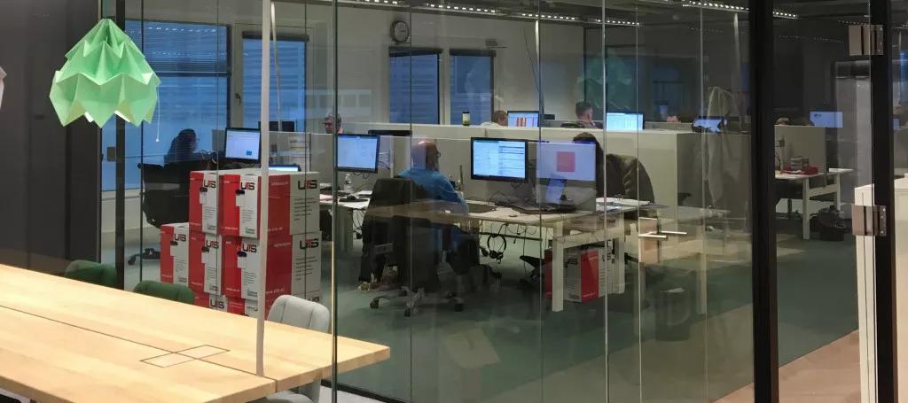 Thuiswerken? Dat doen de mensen van Haag Wonen op kantoor!